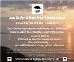 Relaxation Course for Parents
