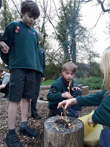 - Overton Beavers, Cubs and Scouts