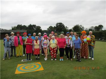 A Riot of Colour on Captains Day - Captain's Day - A Colourful Affair