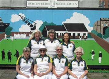 - Ladies Triples League