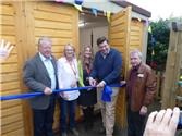 Wells Community Shed Open for 'Business'