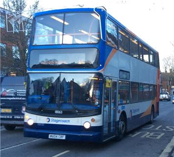 - Stagecoach 10, 409 & 410 reverting to pre-roadworks routes and timetables