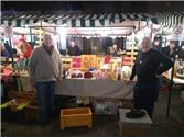 Our stall at the RWB Christmas Lights event