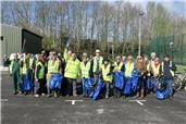 Great British Spring Clean 2019: Another 36 Bags of Rubbish Collected