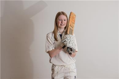 - Overton Young Women's Cricket Star