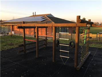 - New Playground at Arthur Radford Centre opening soon