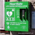 Please help to fund a Defibrillator