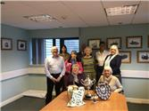 Club donates trophies to Beamish Museum 1950s project