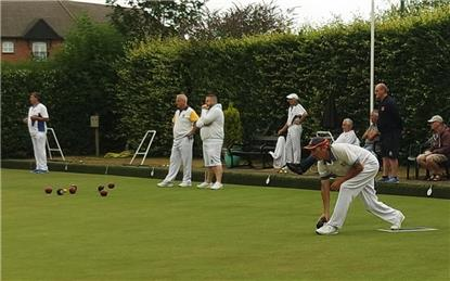 - Men's County Pairs Quarter and Semi Finals Day