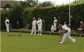 Men's County Pairs Quarter and Semi Finals Day