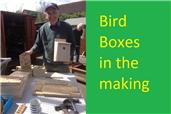 Bird box kits in production