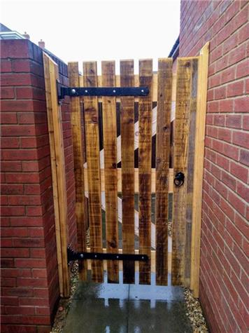 - Entry Gate Project