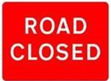 - Urgent Road Closure - Aerodrome Road, Hawkinge - 1st July 2020 (Folkestone & Hythe)