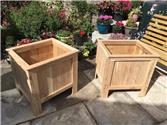 Timber & Planters