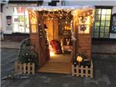 Christmas Grotto joint project comes to fruition