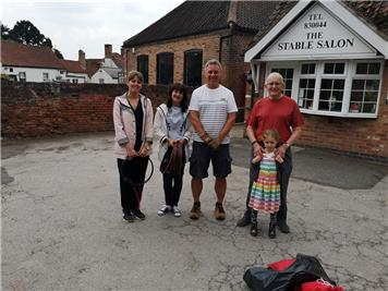- Village Clean Up on Sunday 19 May