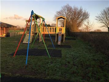 - Our playground reopens on Saturday 1 February 2020