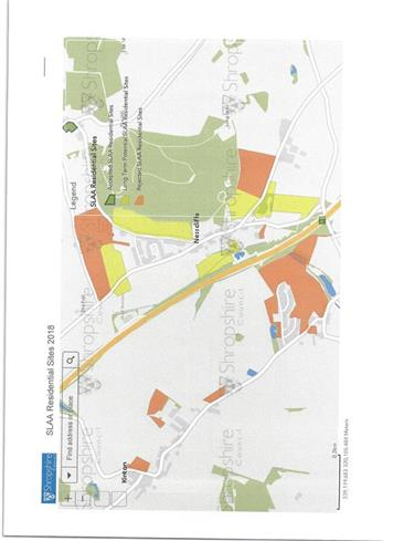 Sites Considered Nesscliffe - Local Plan Review consultation