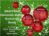 Swaffham Christmas Market & Light Switch On event