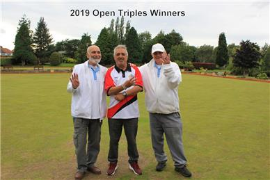 - Open Triples Competition 2019