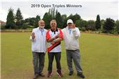 Open Triples Competition 2019