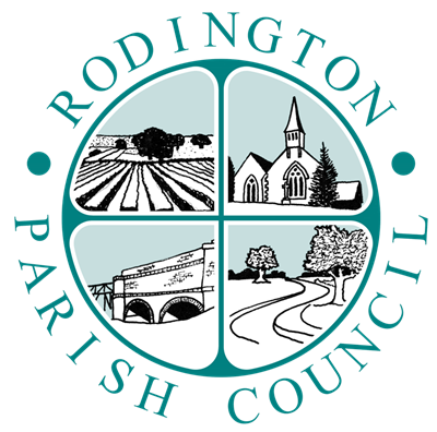 Rodington Parish Council Logo