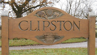 Clipston Parish Council Logo