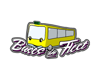 Buses in Fleet Logo