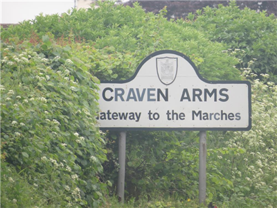 Craven Arms Town Council Logo