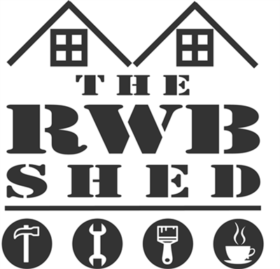 The RWB Shed Logo