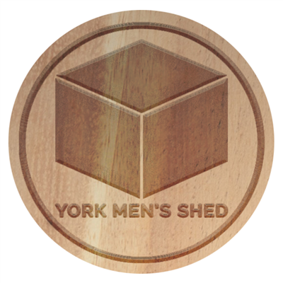 York Men's Shed Logo