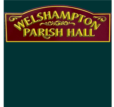 Welshampton & Lyneal Parish Hall Logo