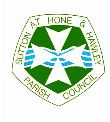 Sutton at Hone & Hawley Parish Council Logo