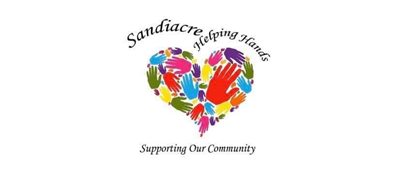 Sandiacre Helping Hands Logo