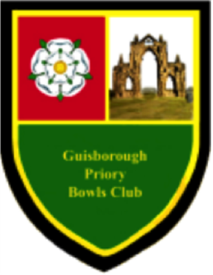 Guisborough Priory Bowls Club Logo