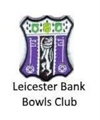 leicester banks bowls club Logo