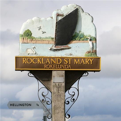 Rockland St Mary with Hellington Parish Council Logo