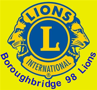 Boroughbridge Lions Logo